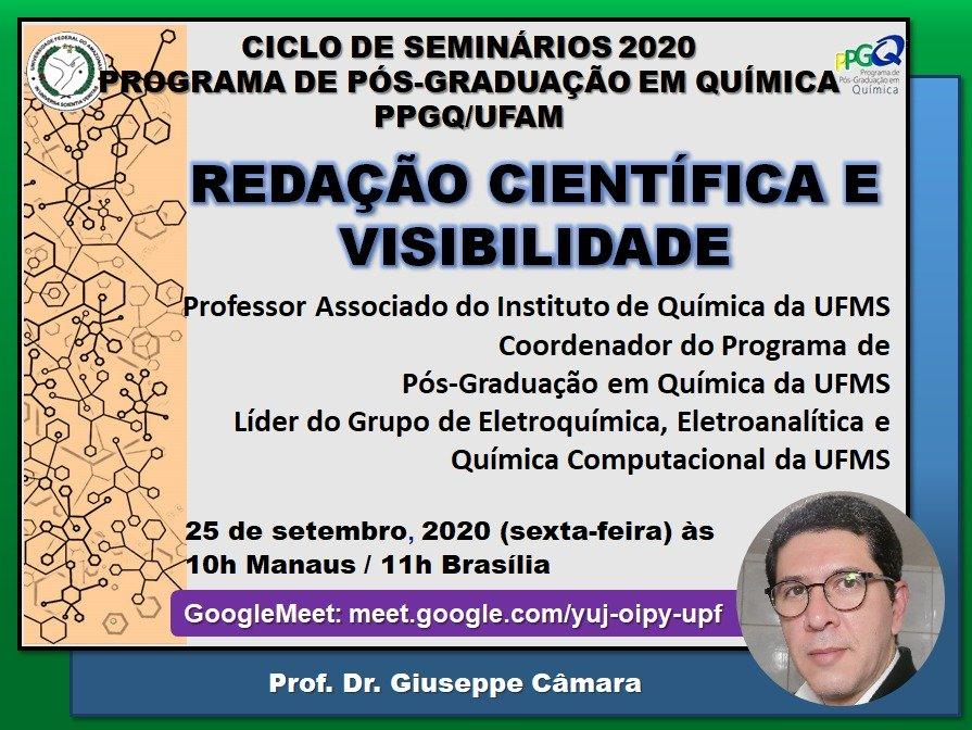 Ciclo de Seminários 2020